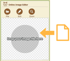 Drop Image File